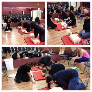 CPR Class Robin
